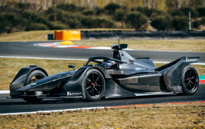 Formula E: debutto a Varano per la Mercedes-Benz EQ Silver Arrow 01