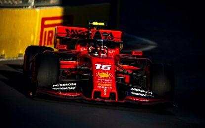 Ferrari-Mercedes: il distacco aumenta nelle FP3