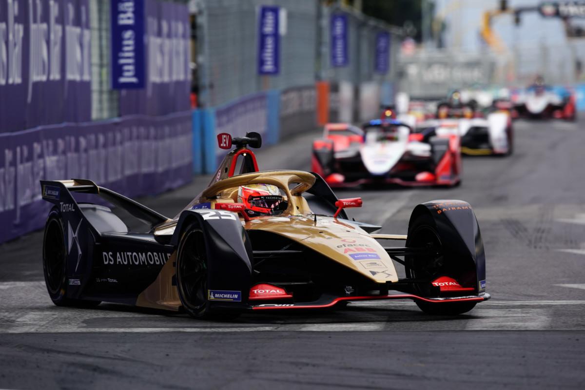 Formula E: grandi ambizioni per DS TECHEETAH a Parigi