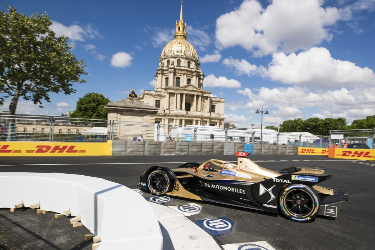 Formula E: a Parigi DS TECHEETAH rafforza la leadership