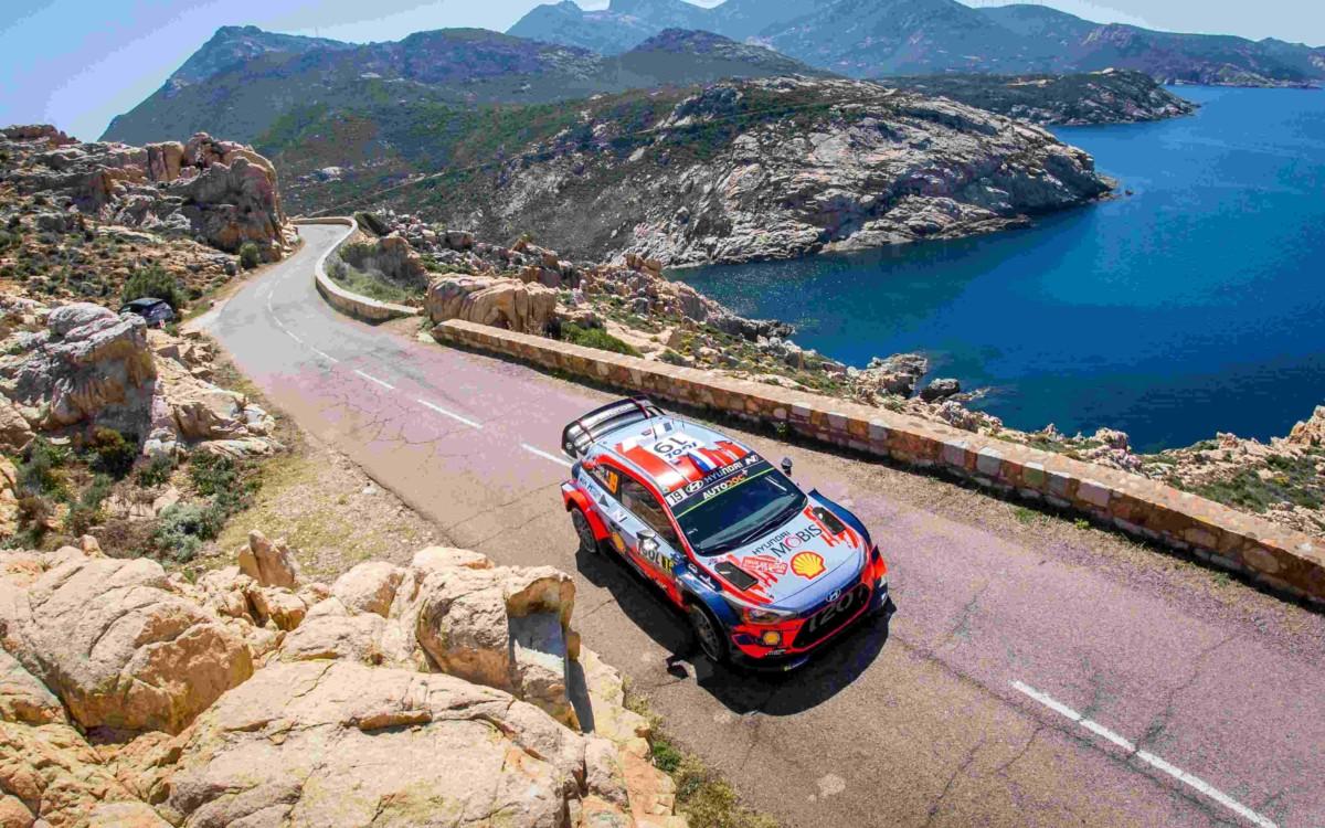 WRC: Hyundai conquista Corsica e vetta della classifica