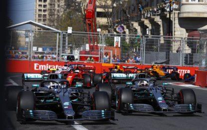Le ultime sul calendario F1 2020