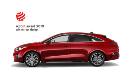 Red Dot Awards: un altro triplice trionfo per il design Kia