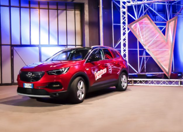 Opel e la musica con the Voice of Italy 2019