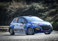 Peugeot Competition 208 Rally Cup TOP al Sanremo