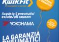 Cambio gomme: sicurezza con Yokohama e Kwik Fit