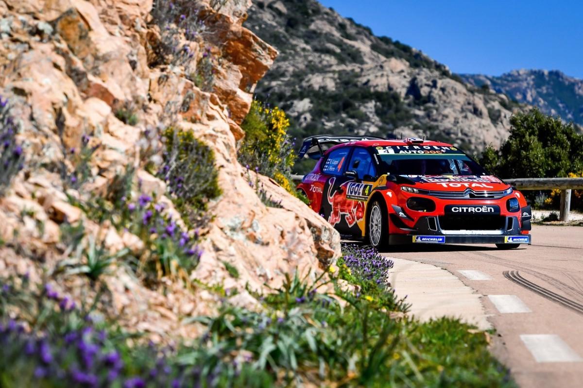 Corsica: quarto podio consecutivo per la C3 WRC