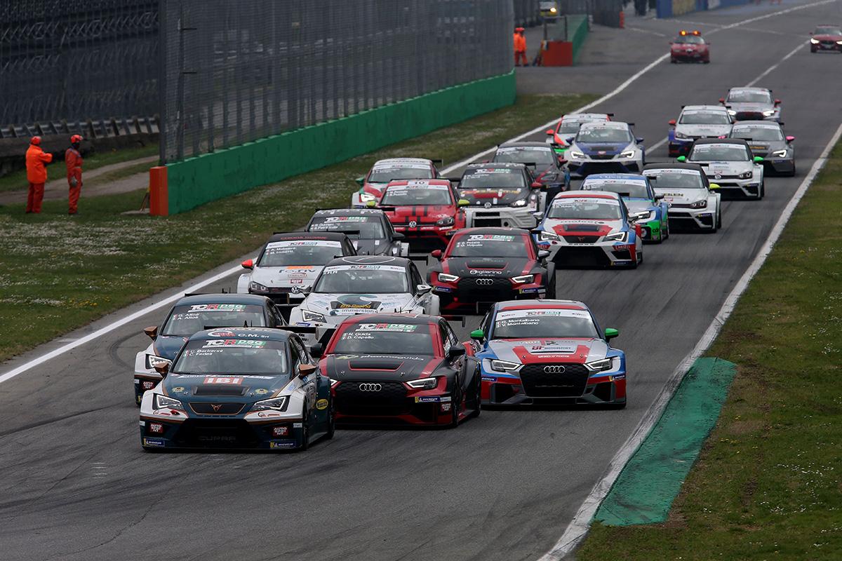 A Monza le prime gare dell'ACI Racing Weekend