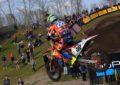 Motocross: in Olanda terza vittoria consecutiva per Cairoli