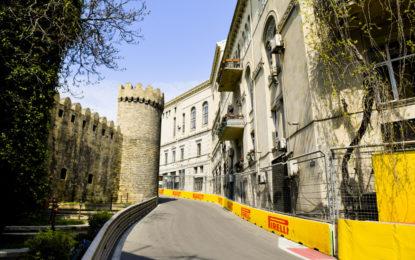 Se Baku vi sembra strano, guardate chi l'ha preceduto