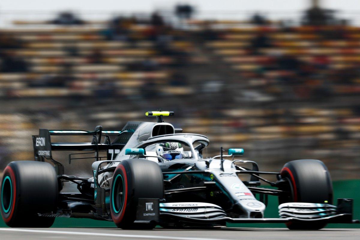 Cina: la pole #Race1000 è di Bottas, davanti a Hamilton e Vettel
