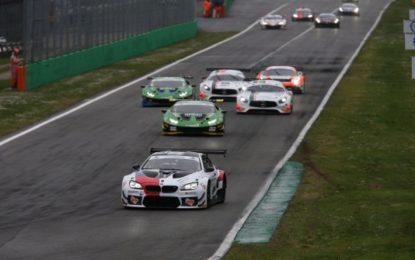 GT italiano: BMW sul podio, ritiro per la Ferrari di Villeneuve-Fisichella-Gai