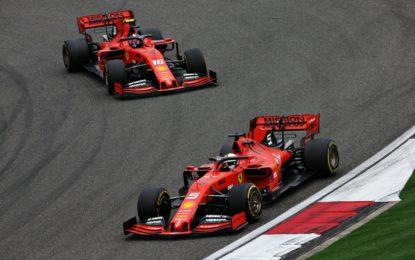 Leclerc e Binotto: dichiarazioni a caldo nel post-Cina