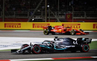 Hamilton difende e capisce il rivale Vettel