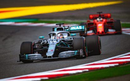 """Briatore: """"Mercedes che batte la Ferrari? Niente di nuovo"""""""