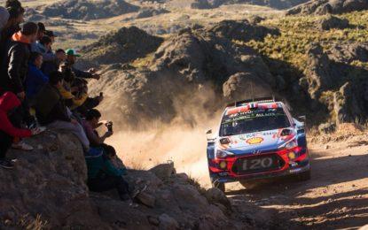 WRC: in Argentina doppietta Hyundai Motorsport