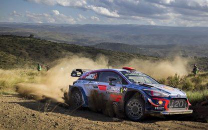 WRC: obiettivo vittoria per Hyundai Motorsport in Argentina