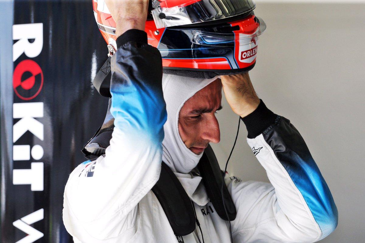 Kubica e i dubbi sul suo futuro in F1