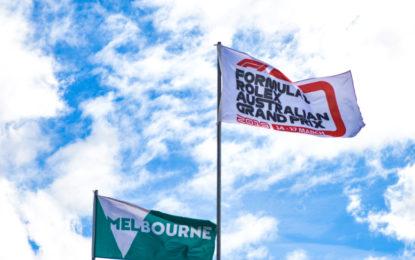 GP Australia: prevale il buon senso e non si corre