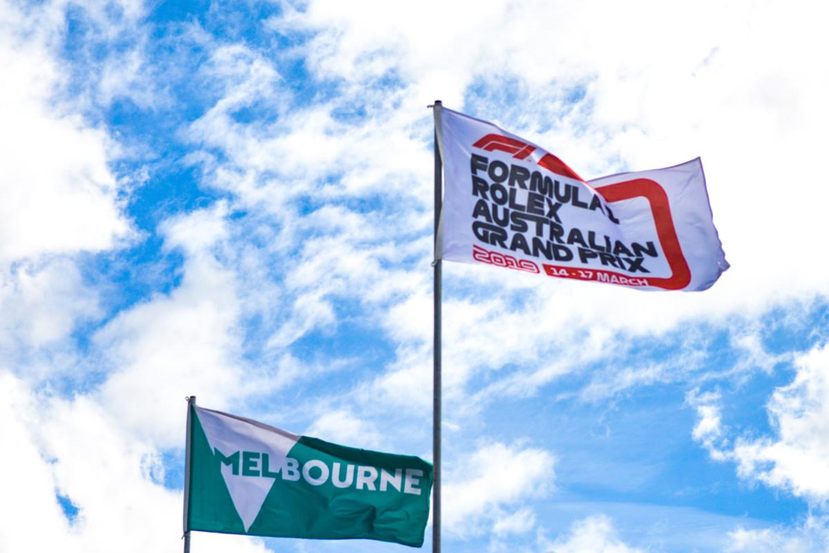 Per il boss del GP, gli incendi in Australia è come non esistessero
