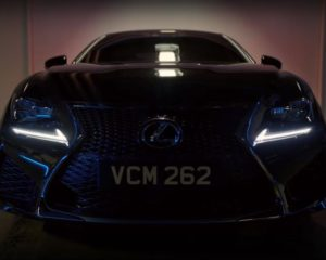 "Lexus partner di ""Men in Black: International"""