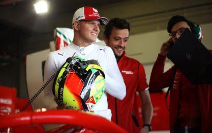 Mick Schumacher: un aiuto per il ritorno del GP di Germania