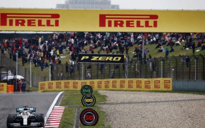 Cina: due soste per vincere la #Race1000