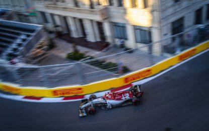 Baku: Raikkonen squalificato, parte dalla pitlane. La griglia finale