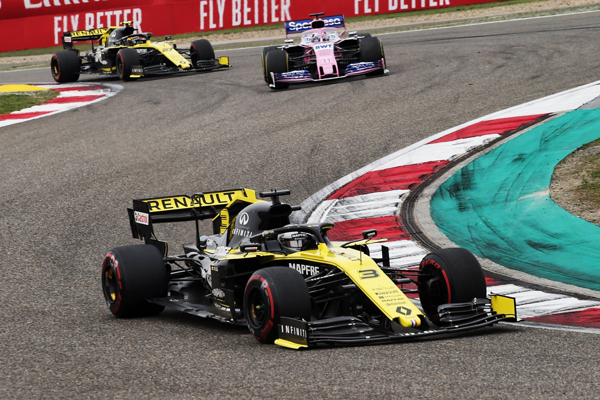 "Prost: ""I tre top team irraggiungibili per Renault"""