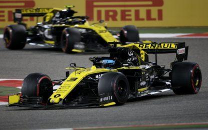 Renault squalificata dal Giappone. Ma senza la gola profonda…