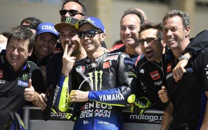 """Rossi: """"Finalmente andiamo nella giusta direzione"""""""