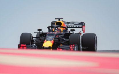 Verstappen-Schumacher nel primo giorno di test in Bahrain