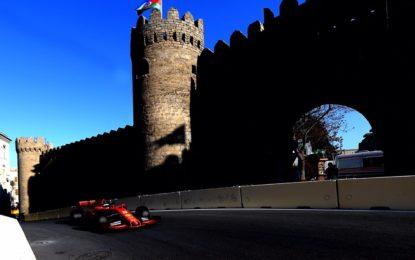 F1: cancellato il GP dell'Azerbaijan