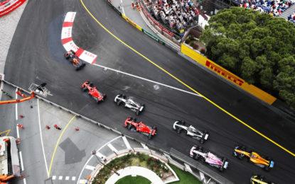Monaco: i pneumatici più morbidi per il circuito più lento