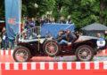 L'Autodromo di Monza alla 1000 Miglia con una Bugatti