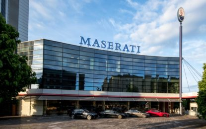 Maserati: weekend di eventi al Motor Valley Fest