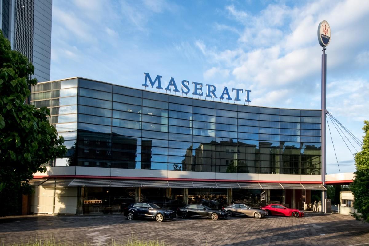Maserati: weekend di eventi al Motor Valley Fest