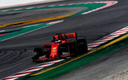 Ferrari pronta alla sfida di Barcellona, anche con un olio nuovo
