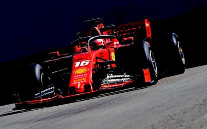 Ferrari a Monaco nel segno di Lauda