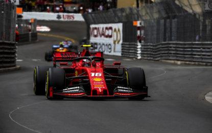 Binotto e Leclerc nel dopo-Monaco. E Charles insiste sulle qualifiche