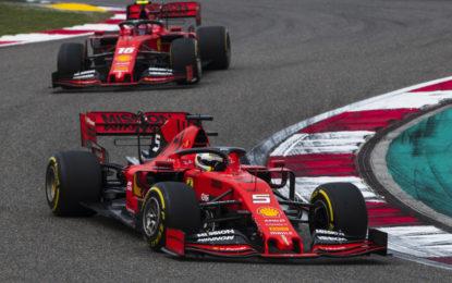 Ferrari con quattro piloti ai test di Barcellona