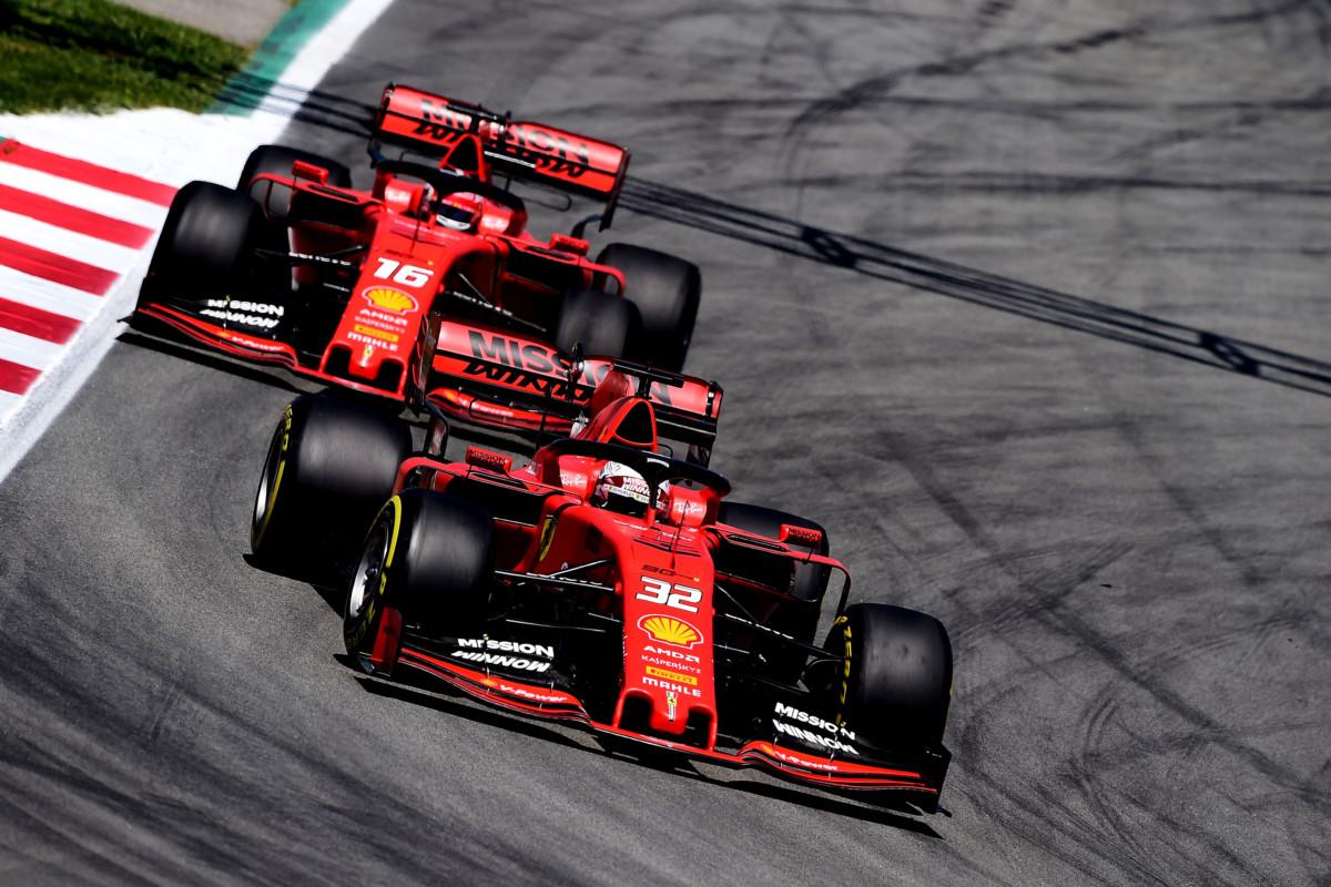 Test Day 2: altri 247 giri per la Ferrari, con Fuoco e Leclerc