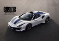 "V8 Ferrari ""International Engine & Powertrain of the Year"""