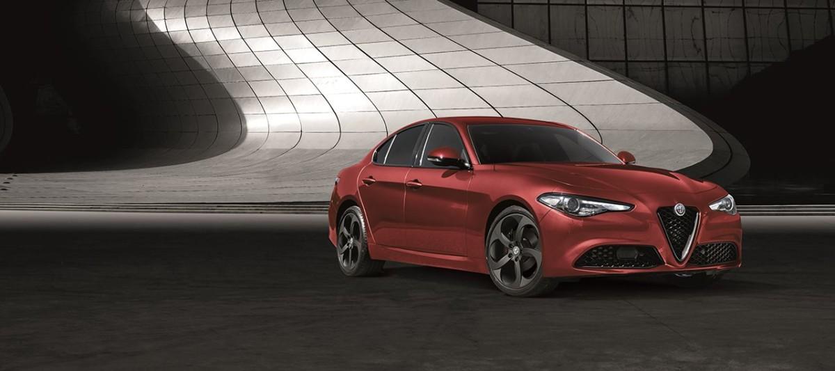 Nuovo allestimento Alfa Romeo Sport-Tech