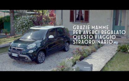 Fiat e Lancia festeggiano tutte le mamme