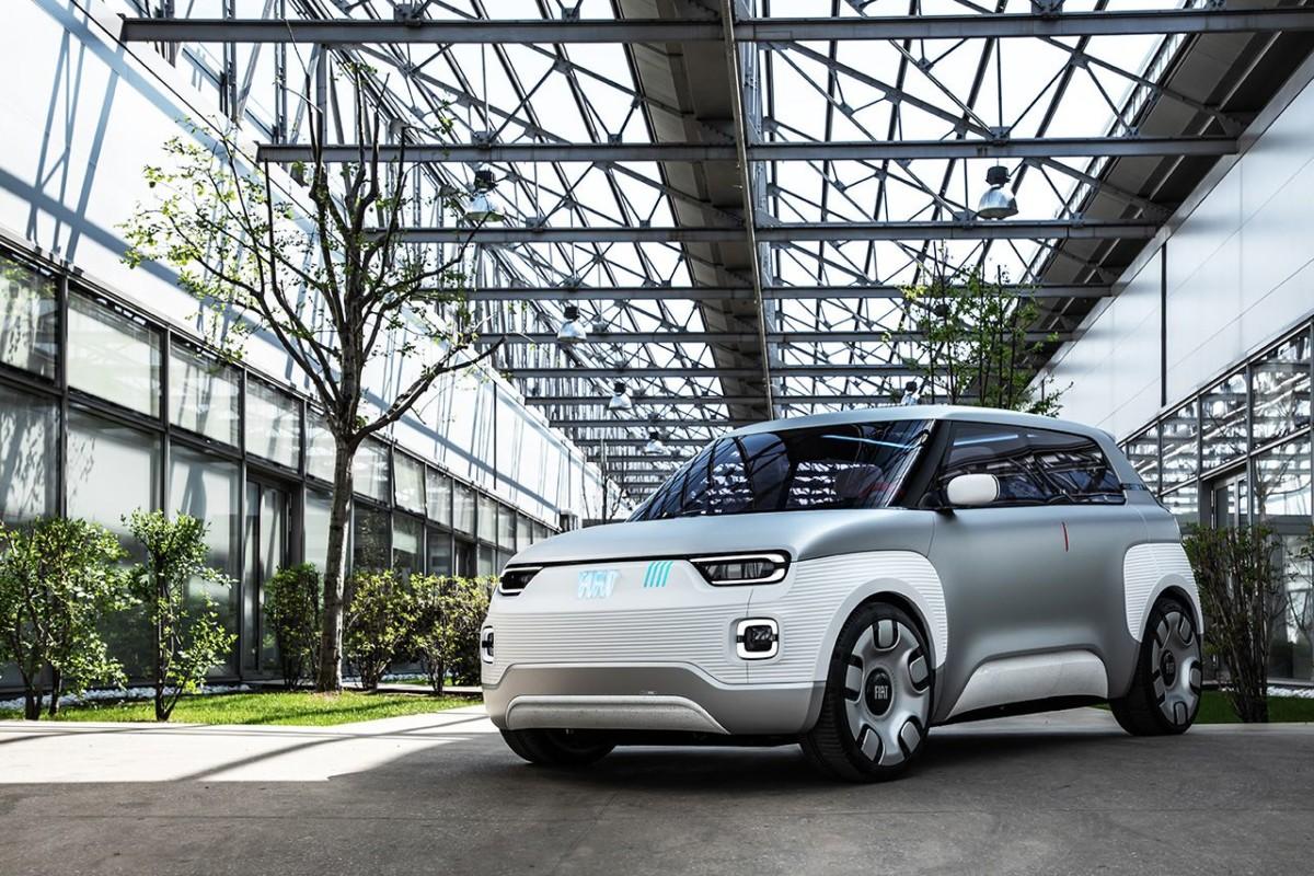 Fiat Concept Centoventi alla Motor Valley Fest