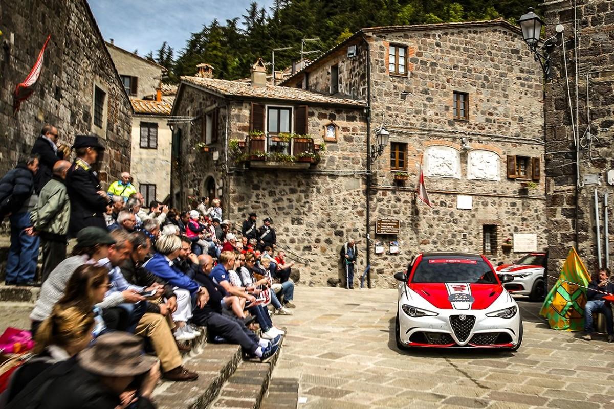 """Alfa Romeo Automotive Sponsor della """"1000 Miglia"""" 2020"""