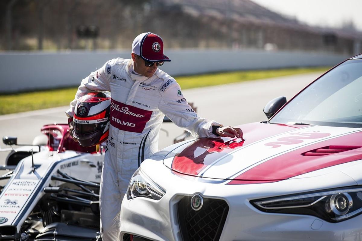 A Monaco 300 volte Kimi