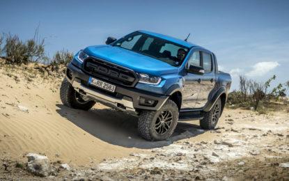 Ford GT e Ranger Raptor protagonisti al Salone di Torino
