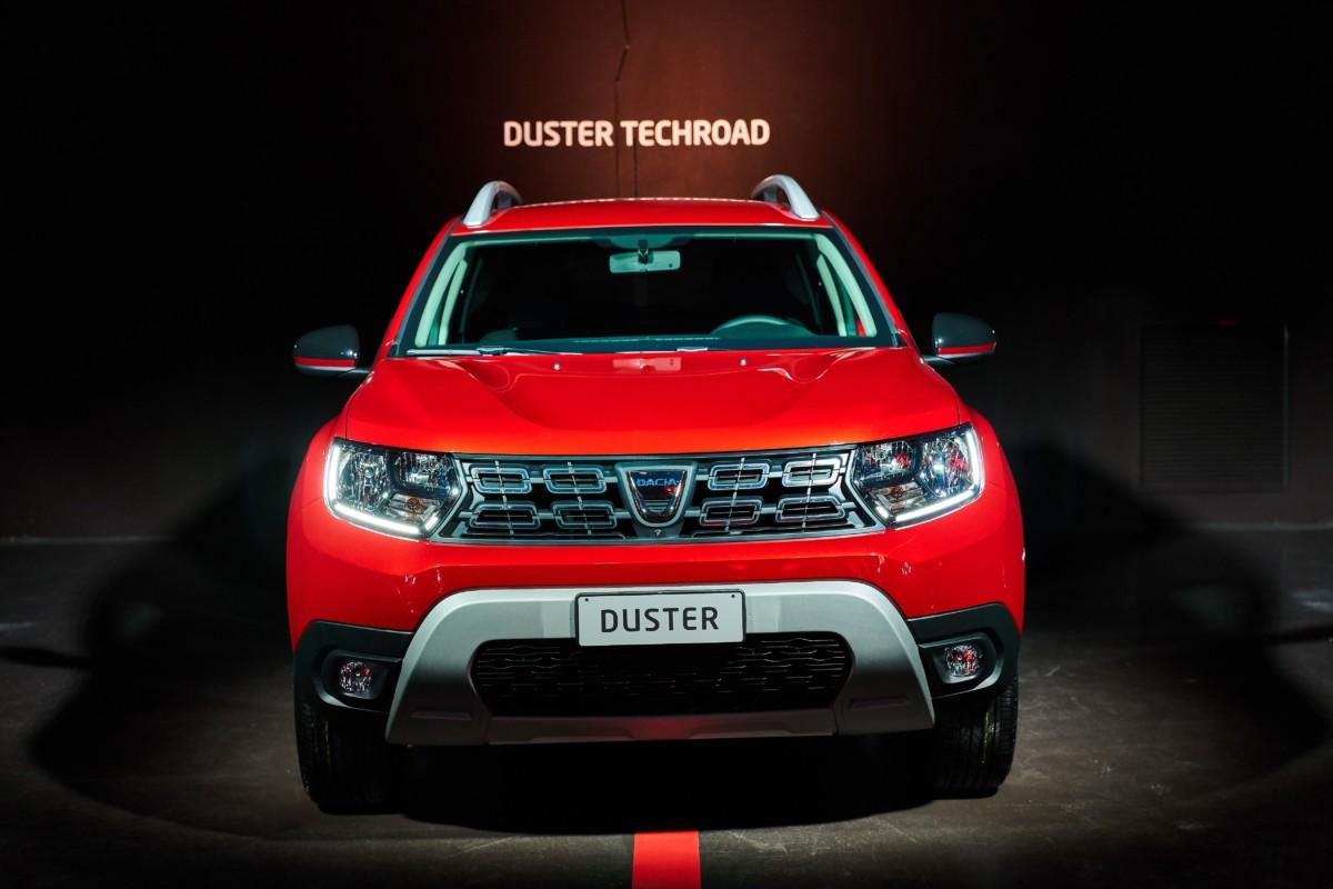Dacia: dal 2006 a oggi sempre in crescendo